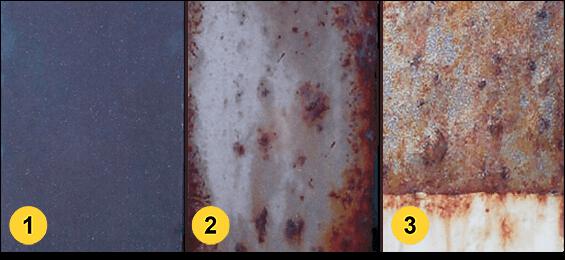 Hydroil HVOF Corrosion Comparison